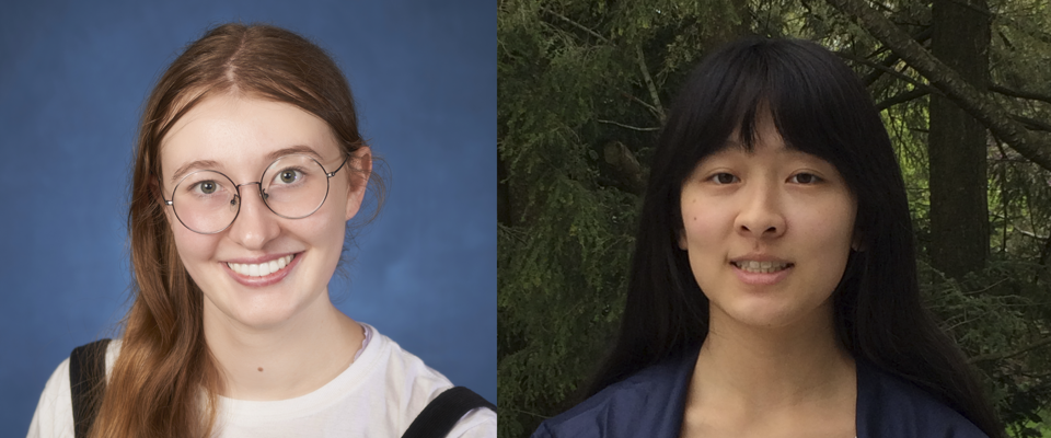 Two winners have been selected for the Outstanding Guided Study Group Leader Award through Penn State Learning for the spring 2019 semester.